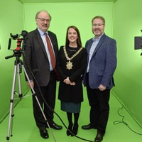 New digital technology lab launched at former newspaper offices