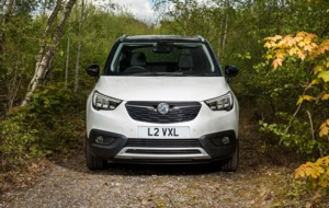Vauxhall Crossland X: Family focused