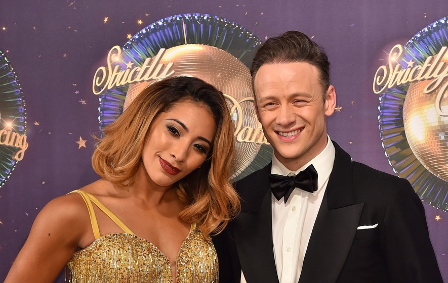 Karen Clifton On Marriage To Kevin We Make It Work The Irish News