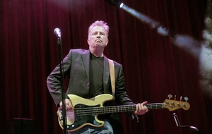 Look forward to: Tom Robinson in Belfast
