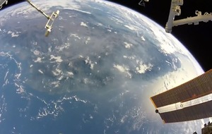 Video: Check out this breathtaking astronaut's-eye-view of Earth from a spacewalk
