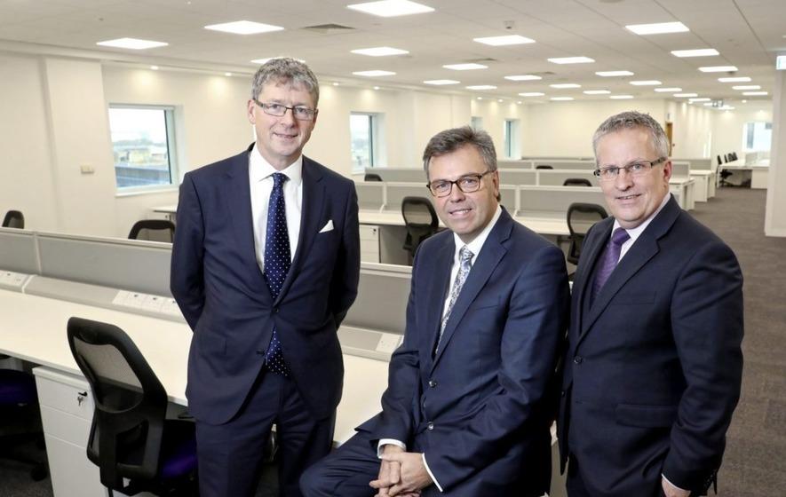 New £28. 6m bt belfast innovation centre to create 50 graduate jobs.