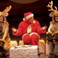 Grimes & McKee star as Mr and Mrs Claus in Lyric Christmas show
