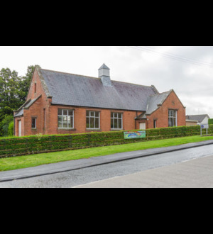Property: Drumbeg Church Hall comes with permission to be converted to a residential dwelling