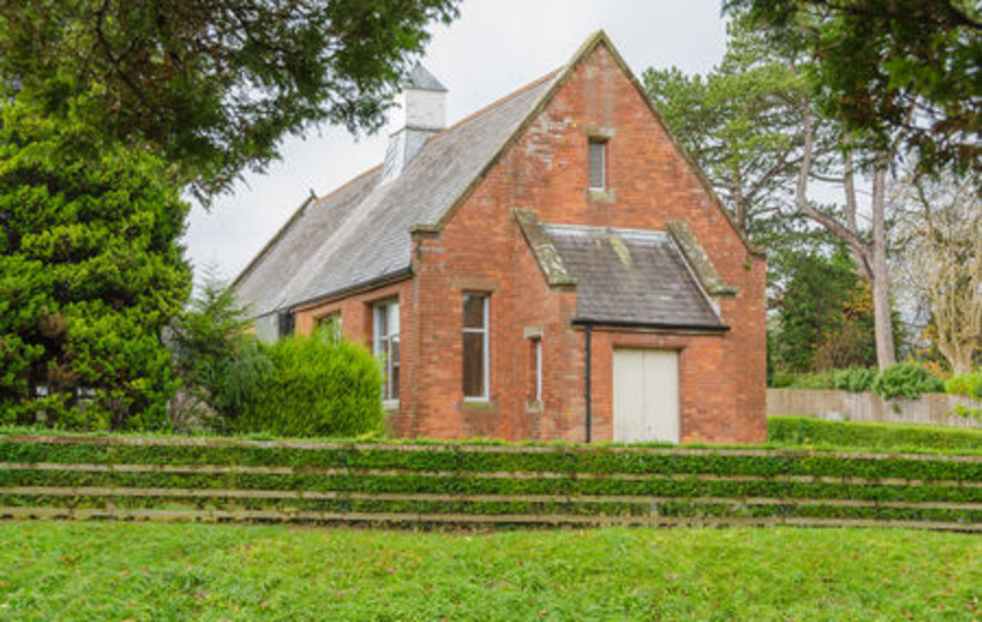 Property: Drumbeg Church Hall comes with permission to be converted ...