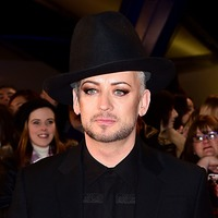 Boy George: In our business having self-control is such a revelation