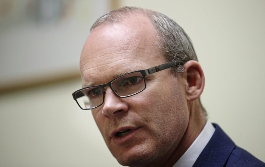 Ireland's Coveney says breakthrough on Brexit border issue