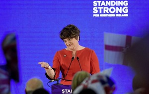 Arlene Foster 'no longer in the DUP driving seat'