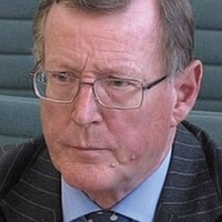David Trimble: Border on Irish Sea 'dangerous' for unionists
