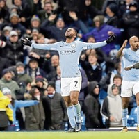 Police investigate alleged racial assault on Manchester City's Raheem Sterling