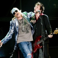 Guns N' Roses are the UK's top ticket of 2017