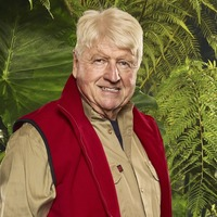 Stanley Johnson has trouble with I'm A Celeb bushtucker trial