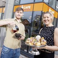 New Orange museum café creates three jobs