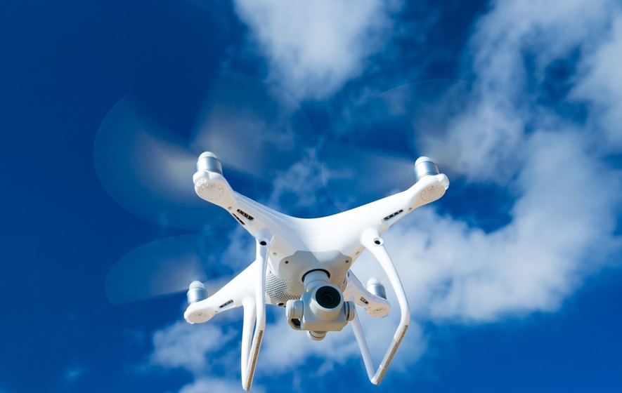 Drone Collisions Worse Than Birds, FAA Says