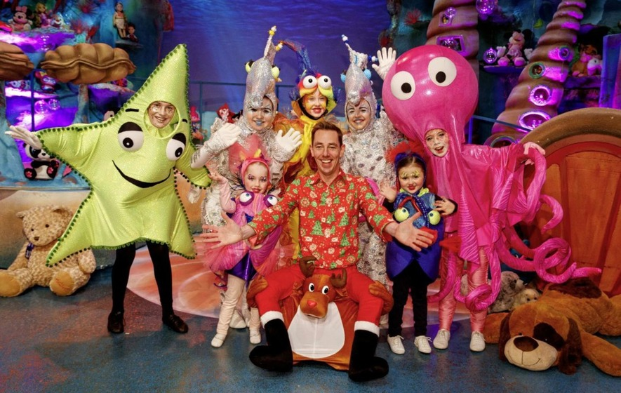 Details Of Tonight's Late Late Toy Show Revealed