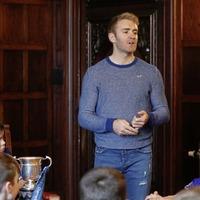 Tipperary great Noel McGrath inspiring the next generation in Garron Tower