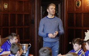 Tipperary great Noel McGrath inspiring the next generation in Garron Tower