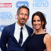 Andrea McLean pays tribute to new husband as she marries for a third time