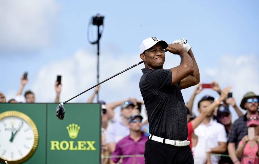 Tiger Woods highly satisfied after latest comeback starts with a 69
