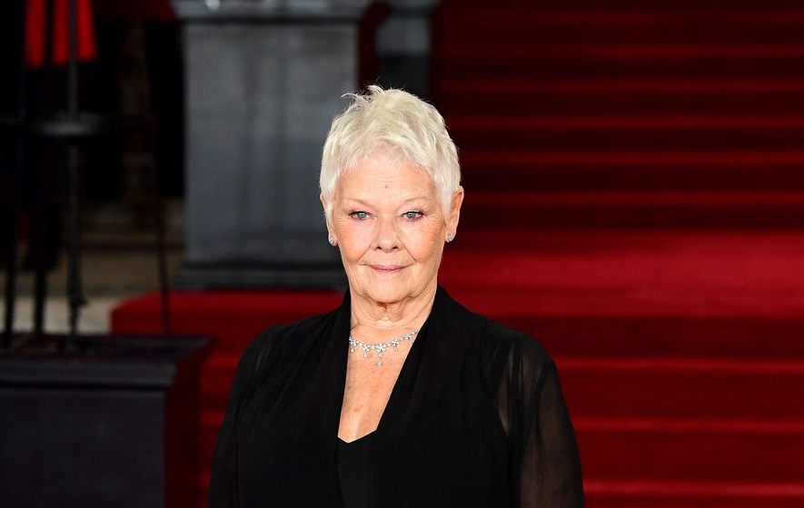 Judi Dench: 'I can't see very much, eyesight is so bad'