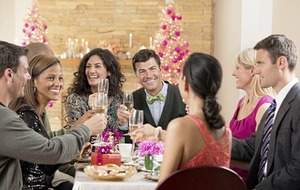 A Christmas party can be both rewarding and tax efficient