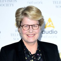 Sandi Toksvig encourages people to speak out against sexual harassment