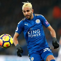 Riyad Mahrez has dyed his hair blond and people have questions