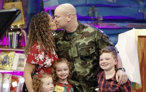 Late Late Toy Show melts hearts as family reunited