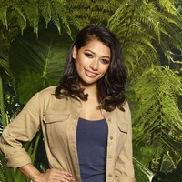 I'm A Celebrity's Vanessa White tackles karaoke with critters