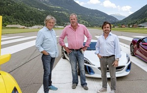 DVDs/Downloads: Clarkson, Hammond and May back on the road in The Grand Tour