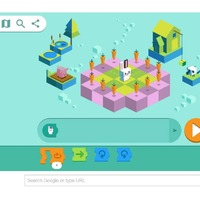 Google's latest Doodle will help you learn how to code