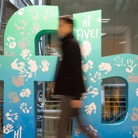 Take a peek inside Facebook's new London office
