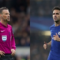 Cesc Fabregas was not the only one baffled by Mark Clattenburg's Chelsea v Tottenham comments