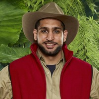 I'm A Celebrity viewers tickled as Amir Khan forgets his daughter's birthday