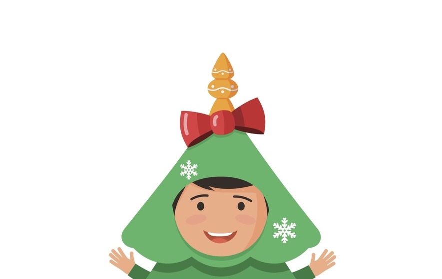 Collection toddler christmas tree costume pictures christmas