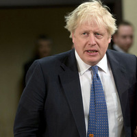Boris Johnson rounded-on by Irish politicians for saying Irish border is like Camden and Westminster
