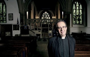 The Rev Richard Coles: Sometime I pray for the return of punk