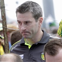 Fermanagh manager Rory Gallagher gets an early reunion with Donegal