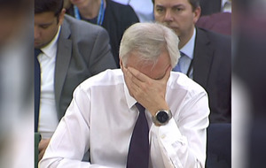 David Davis accused of misleading parliament over Brexit impact assessments which 'don't exist'