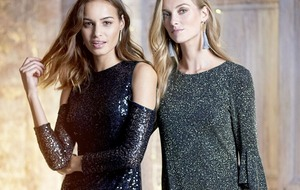 Fashion: The coolest sequin-covered dresses for the party season