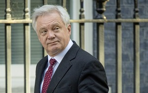 David Davis on DUP's Brexit brinkmanship and need to be calm