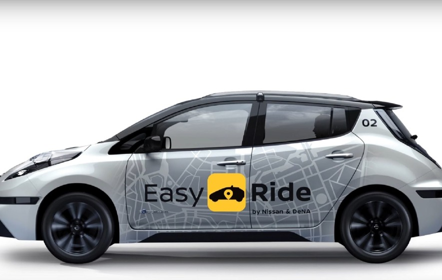 Nissan autonomous taxis are coming to Japan in March - The Irish News