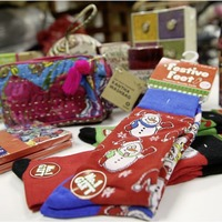 Have a charitable Christmas: Oxfam has gifts to suit your pocket and your conscience