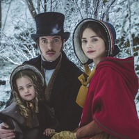 Victoria set for snowy and opulent Christmas in first-look pictures