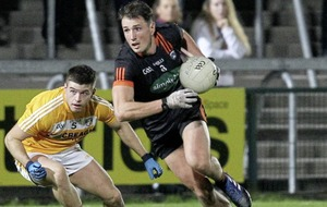 Armagh midfielder Stephen Sheridan not taking anything for granted ahead of 2018