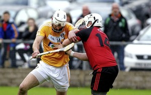 I will play long into my 30's says Antrim hurler Neil McManus