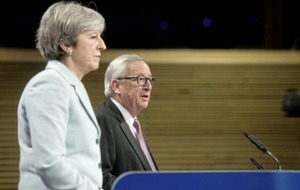 Juncker: Decision to move forward to talks on trade in hands of 27 other EU nations