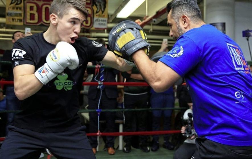 Michael Conlan: Belfast fighter secures points win over Luis Fernando Molina