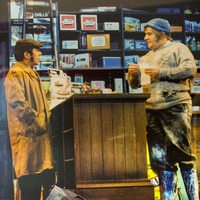 The Two Ronnies' Fork Handles script is going under the hammer