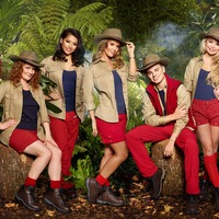 I'm A Celeb final four get drenched as they take on Cyclone Challenge